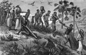 Slaves برده داری